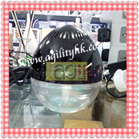 A02BK USB mini color egg watering air fresher