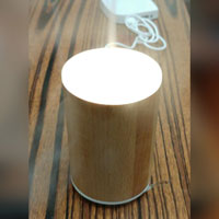 H801 USB mini ultrasonic aroma diffusor -wood