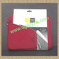 Case Logic PLS210RD 7-10.2 INCH Neoprene Laptop & iPad Sleeve